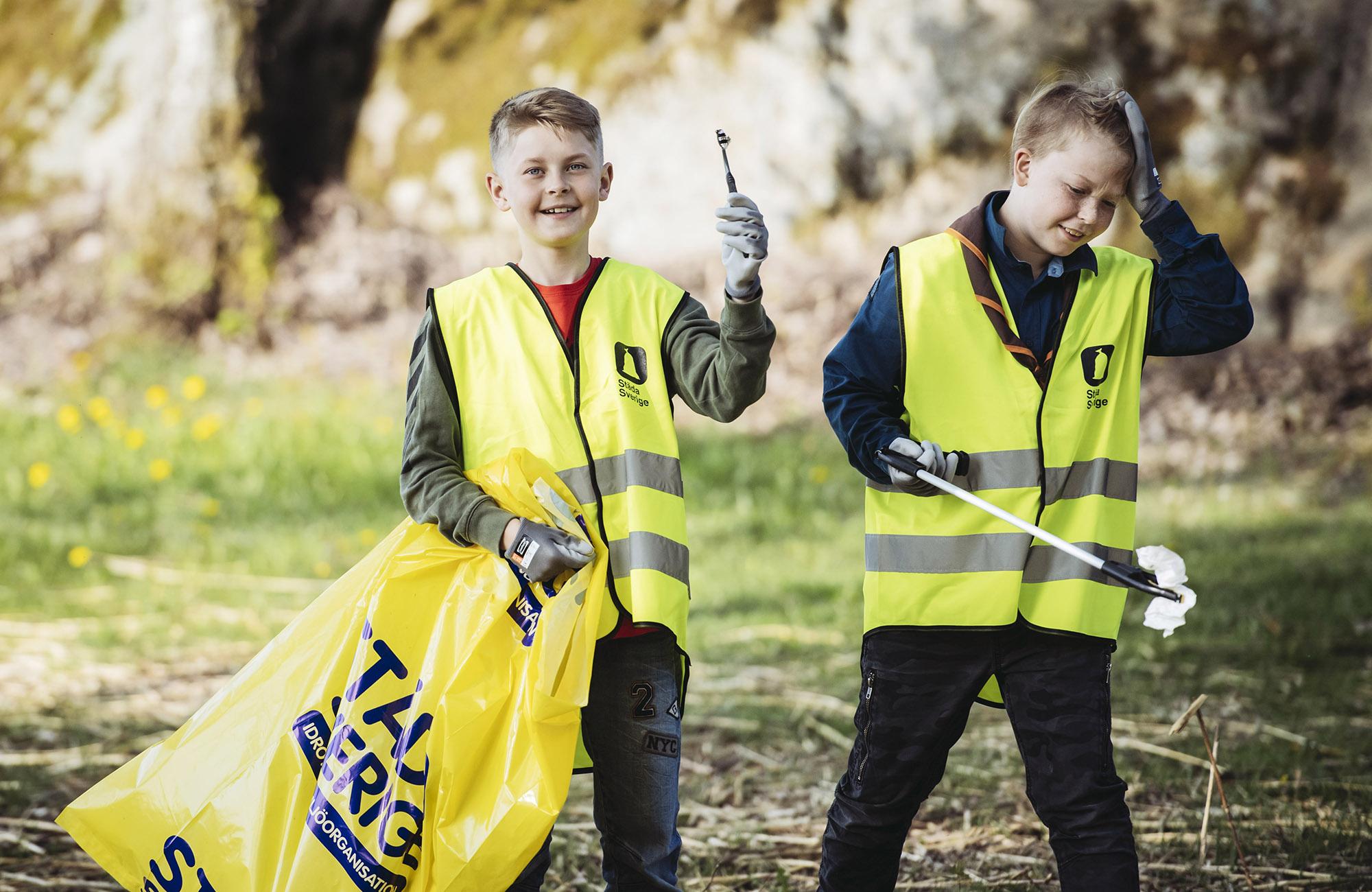 Fimpkampen – för ett ännu renare Göteborg!
