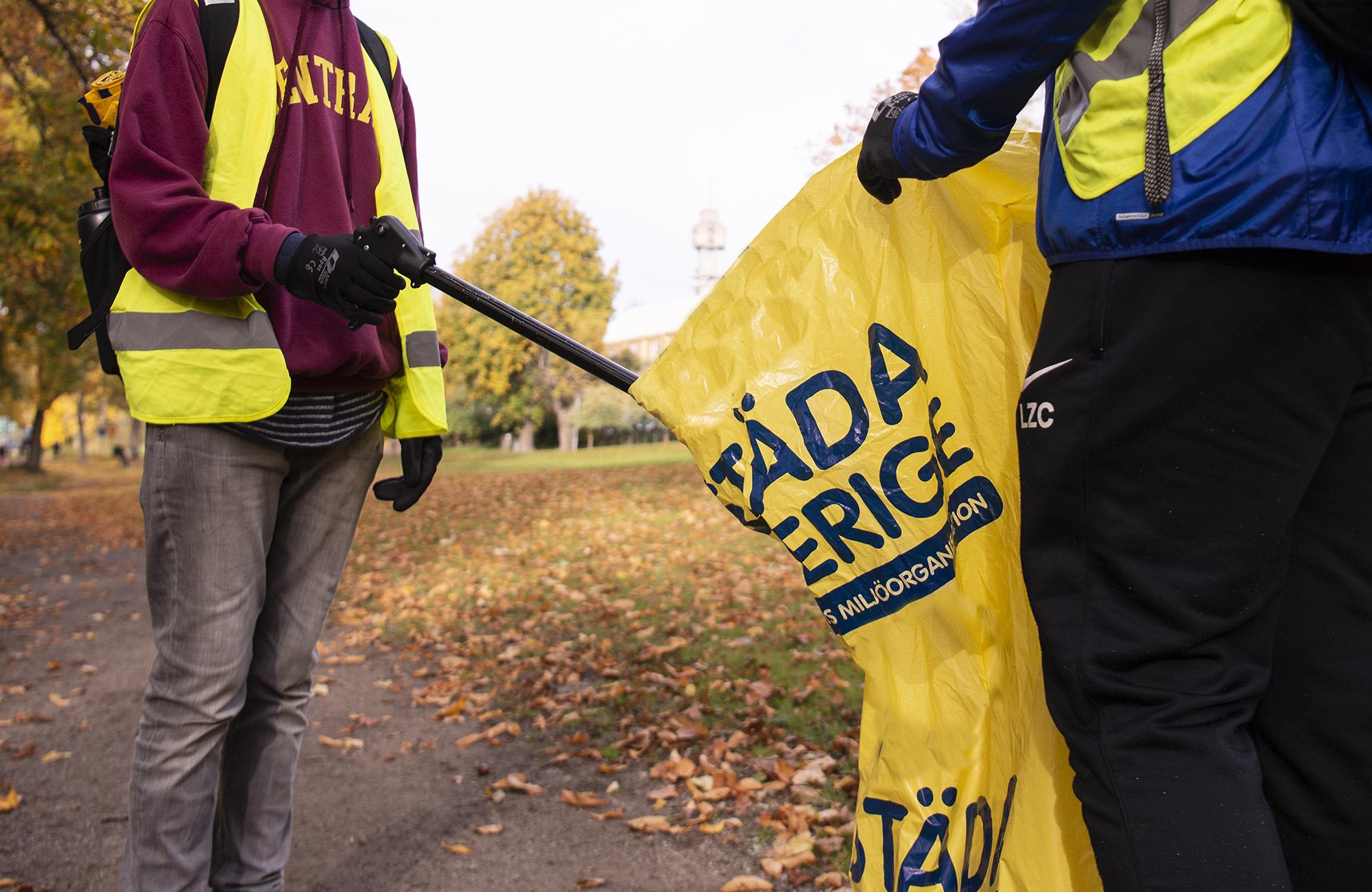 Säljande projektledare till Städa Sverige sökes