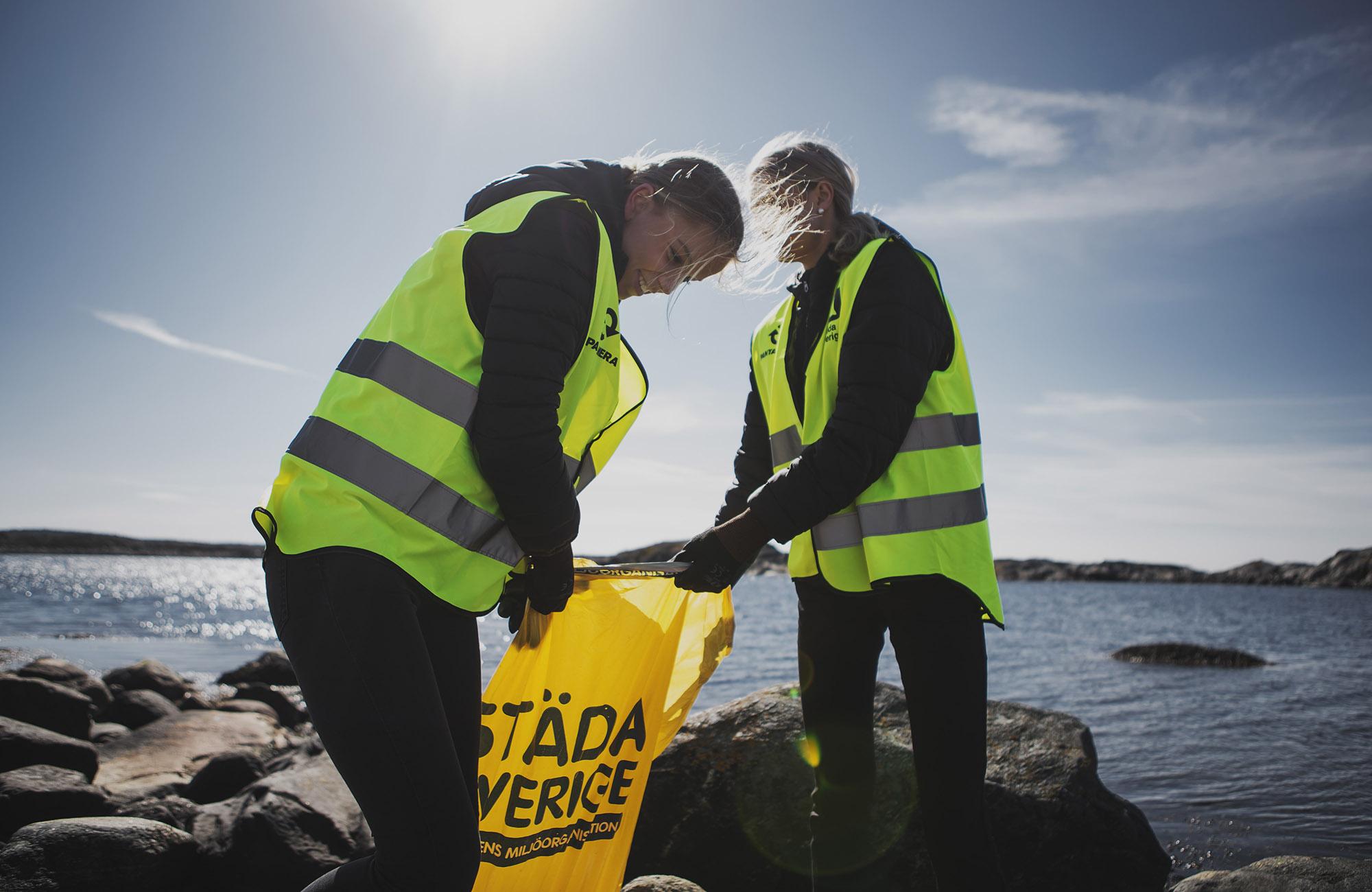 Skänk en nyårsgåva till lokala miljöhjältar