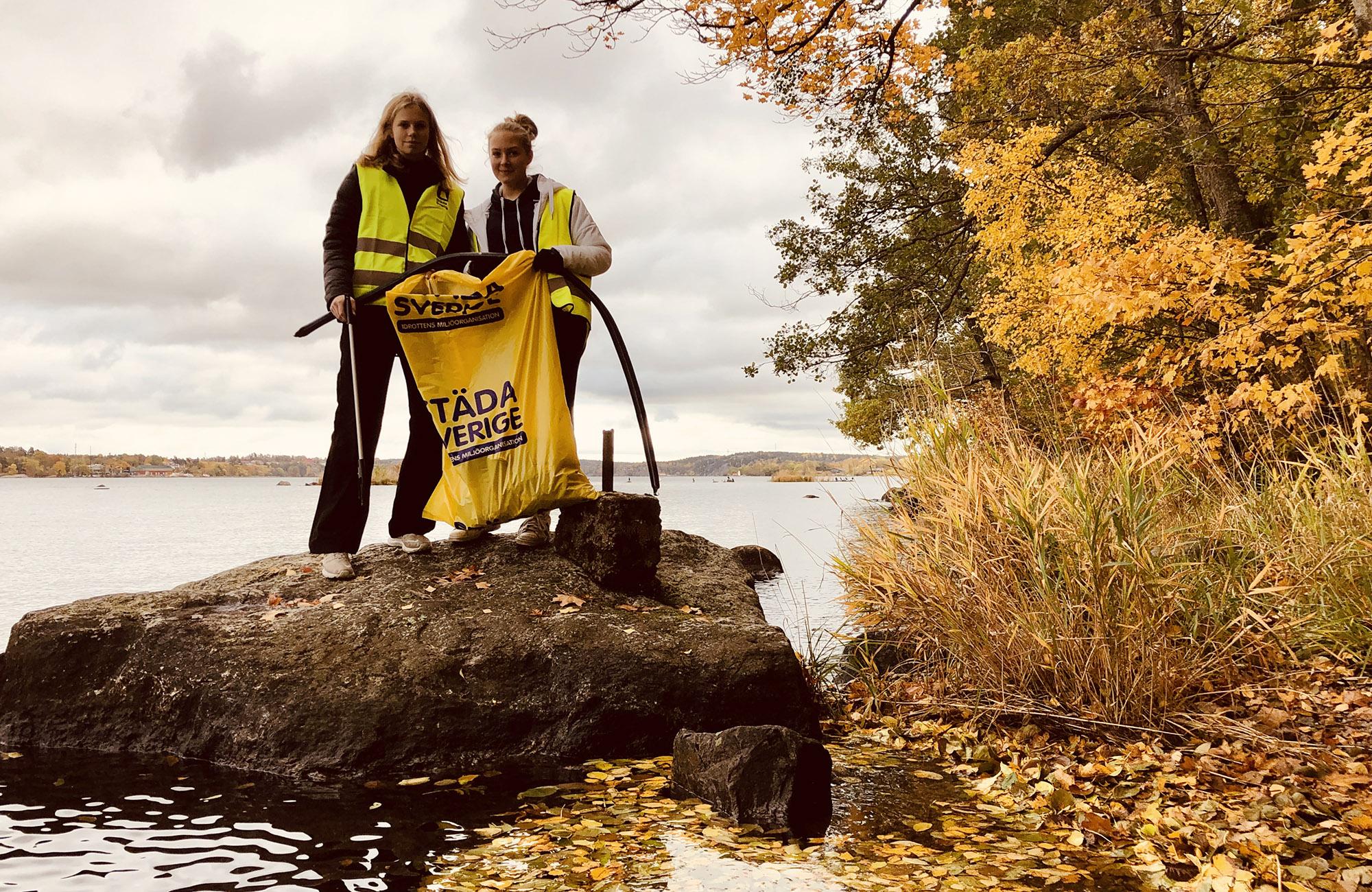 Årets sista vinnare i Städa Sveriges och Grummes fototävling