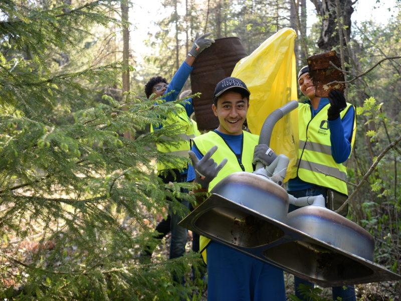 Estrella och Städa Sverige fortsätter miljösamarbetet för att stötta föreningslivet