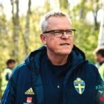Klara, färdiga, städa Janne Andersson på nytt uppdrag