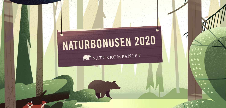 Städa Sverige nominerade till Naturbonusen