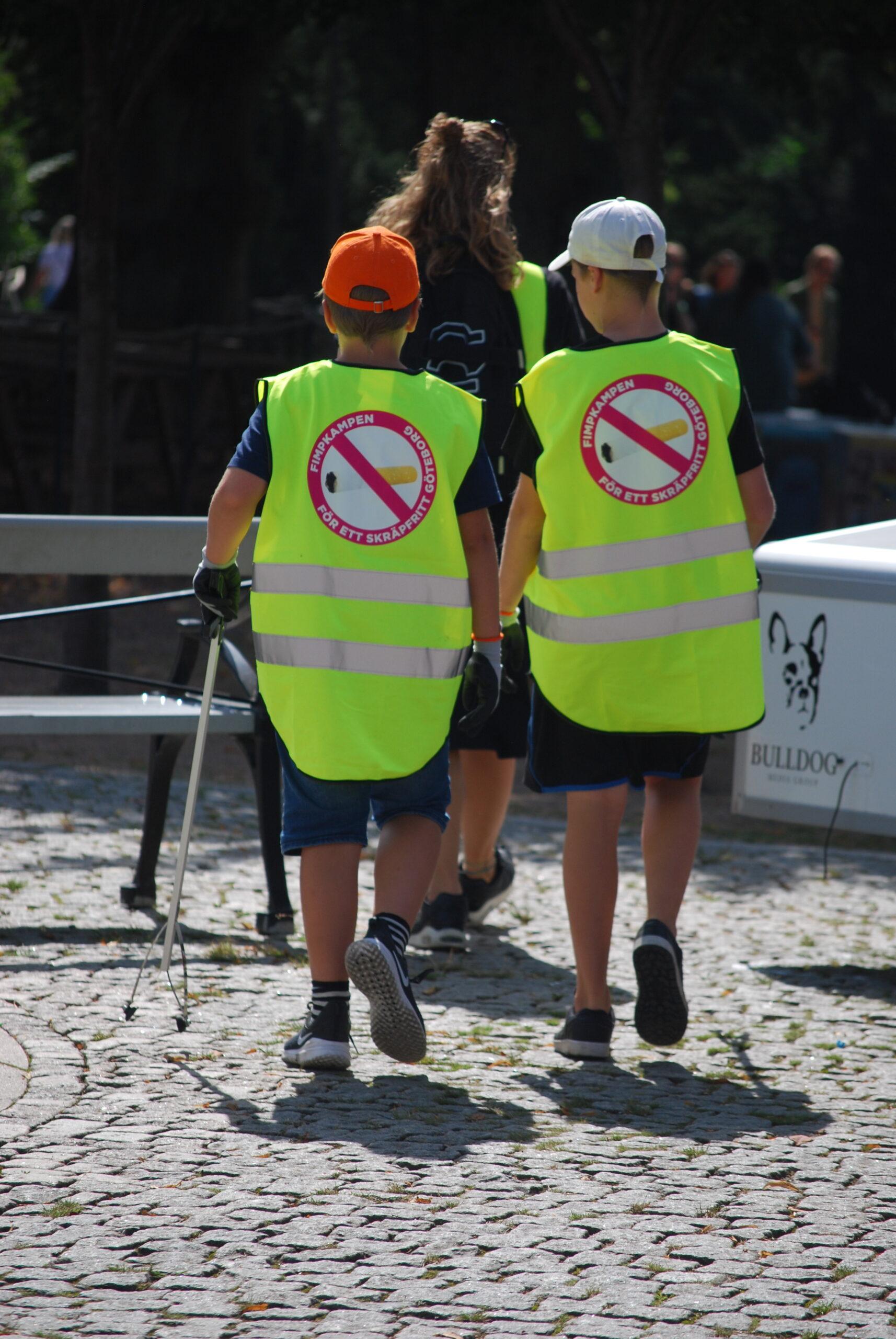 Fimpkampen – för ett ännu renare Göteborg