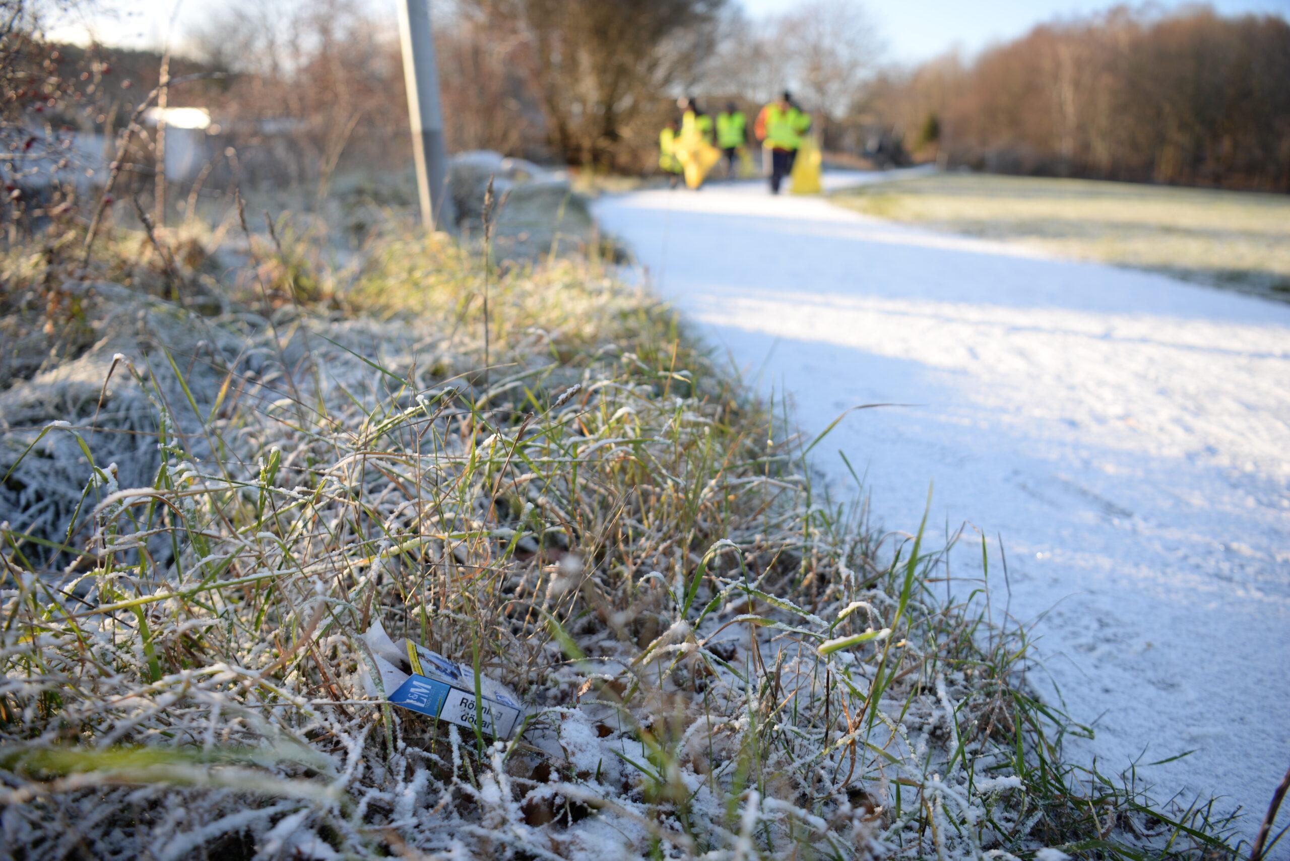 Katrineholms kommun julstädas den andra advent!