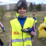 Städa Sverige med ICA Stiftelsen