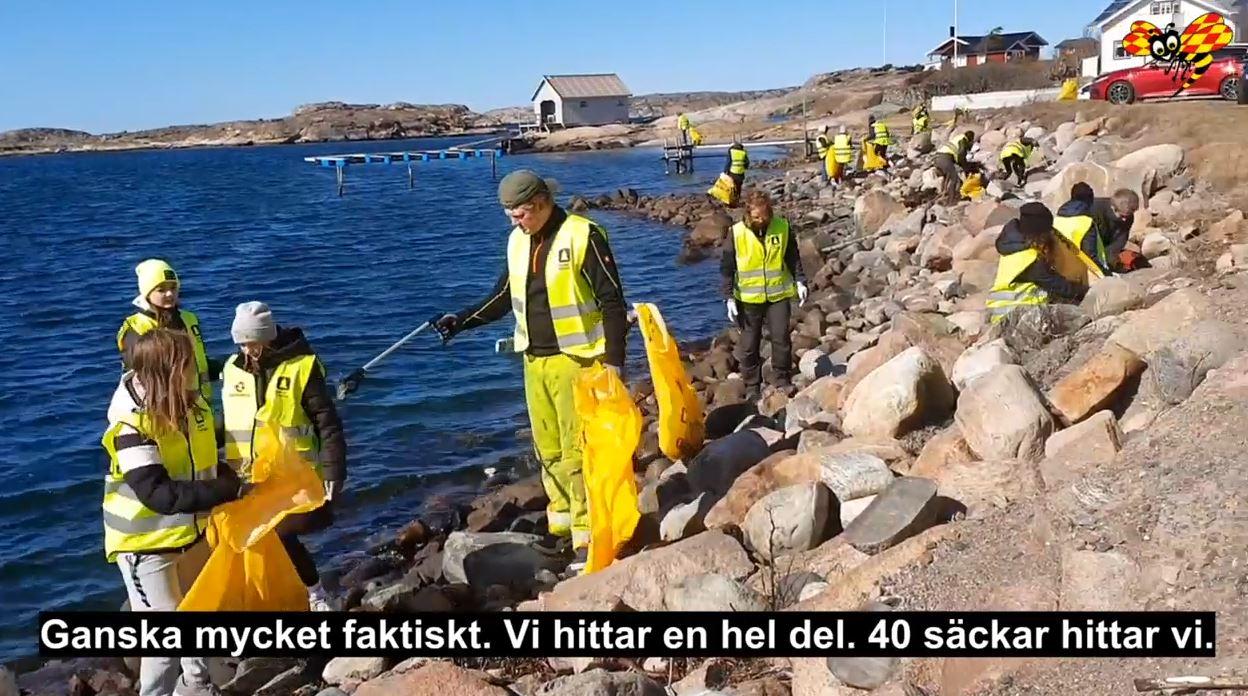 Städa Sverige i Expressen TV 2021