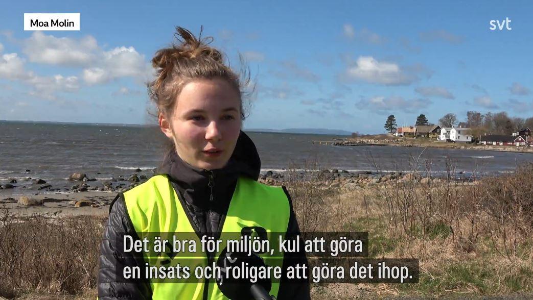 Städa Kust april21 SVT Skåne