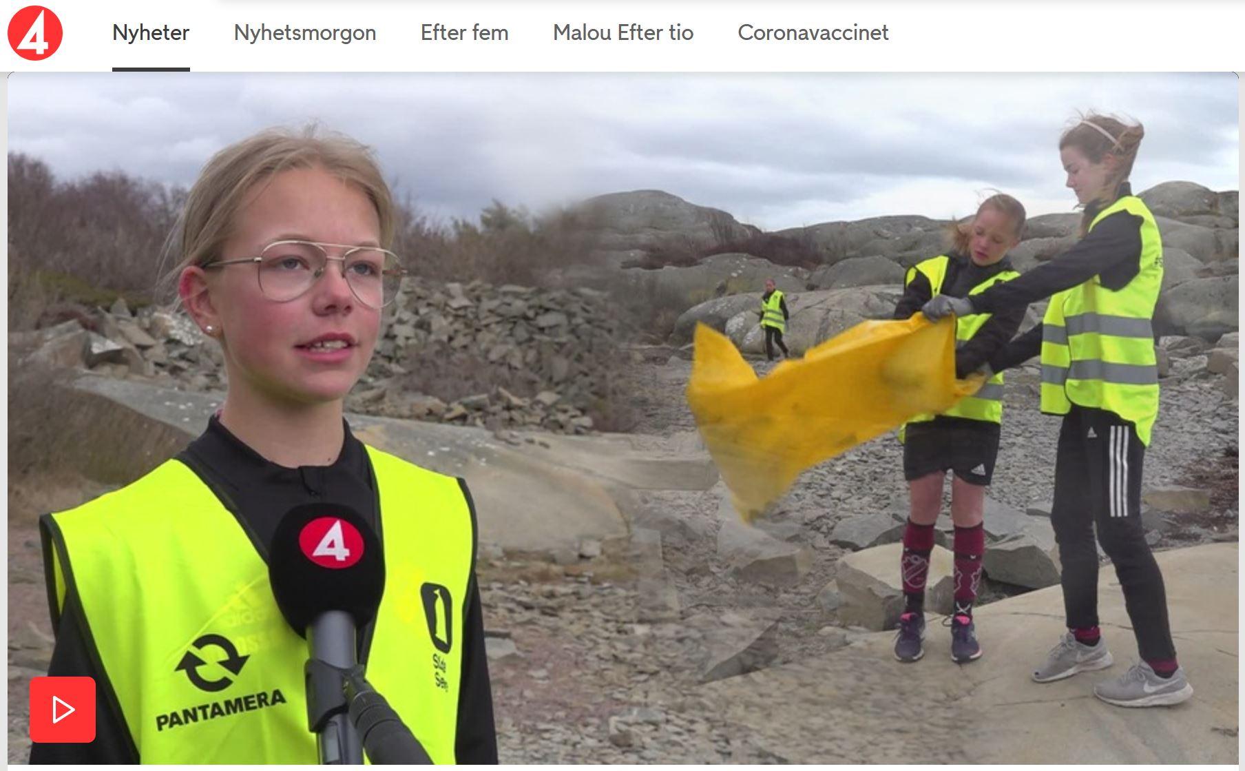 Städa Kust april21 TV4
