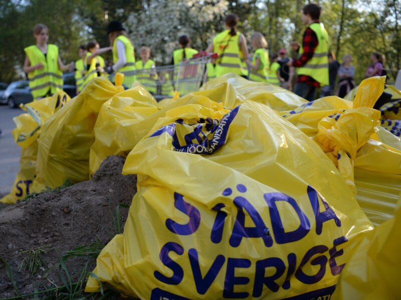 Idrottsungdomar blir lokala miljöhjältar i Sunne och Sysslebäck