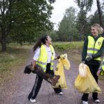 Städa Sverige till Huddinge
